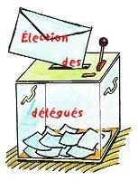 Élection des délégués de classe