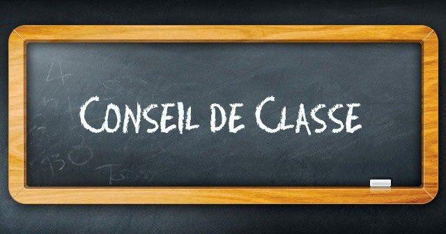 Planning des Conseils de classe des 3ème