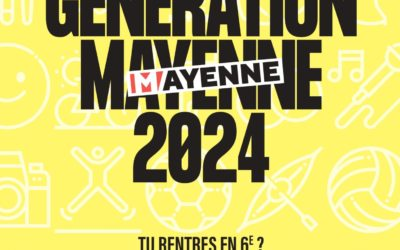 Génération Mayenne 2024