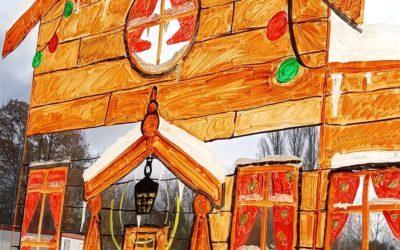 Le collège Jules Ferry se met aux couleurs de Noël
